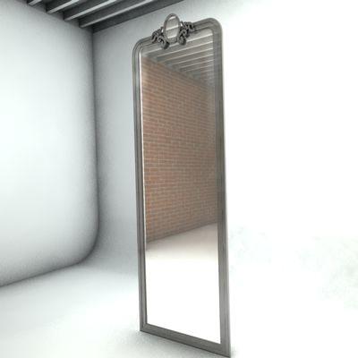 silvering mirror 3d model