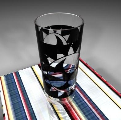 3dsmax glass