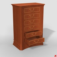 Chest of drawers051.ZIP