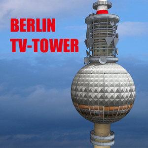 3d model of berlin landmark