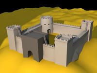 castle (max,3ds)