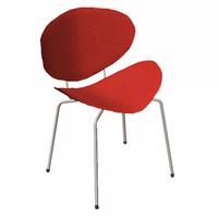 3d model retro chair