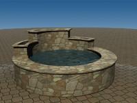 Planter-water feature-Alex Whitaker Design.ZIP