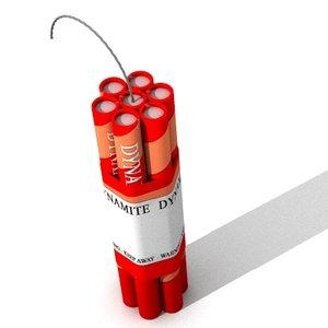 lwo dynamite bomb