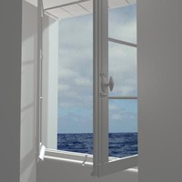 3d 3ds french window