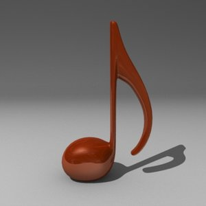 music note 3ds