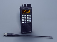 3d walkie-talkie yupiter cb radio