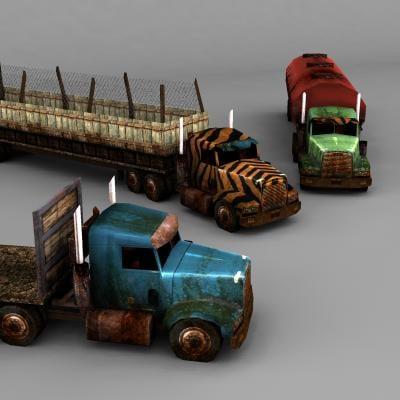 heavy trucks max