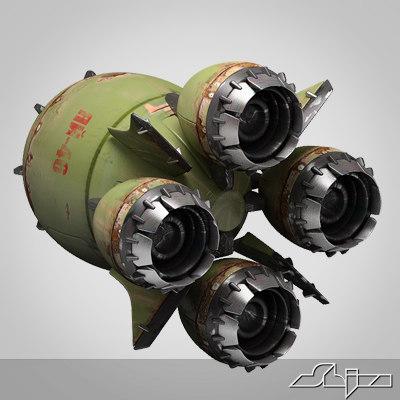 mega bomb 3ds