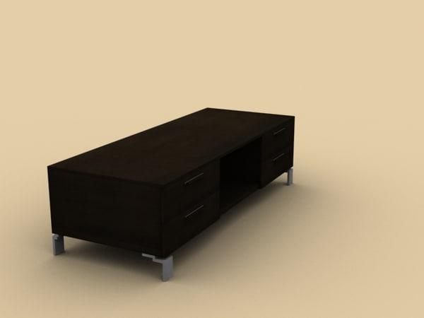 cabinet furniture 3d model
