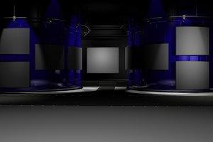 max virtual set museum