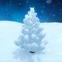 snow tree snowtrees ma