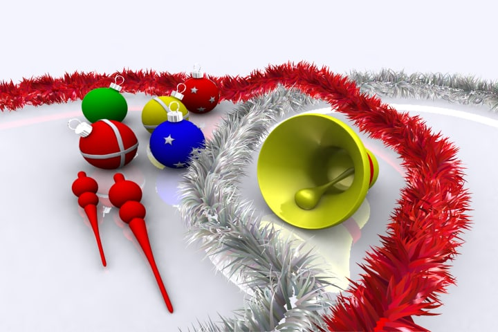 3ds max christmas