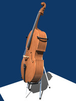 Cello and Stand