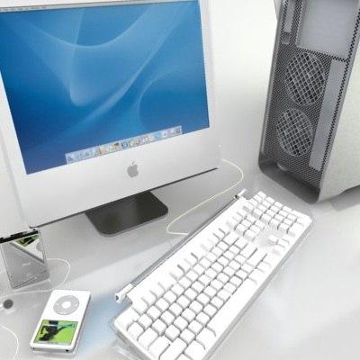 3ds apple computer products desktop