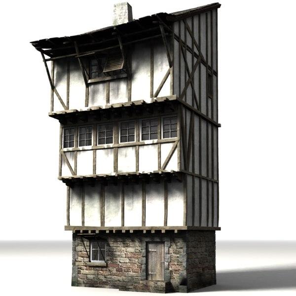 medieval townbuilding lwo