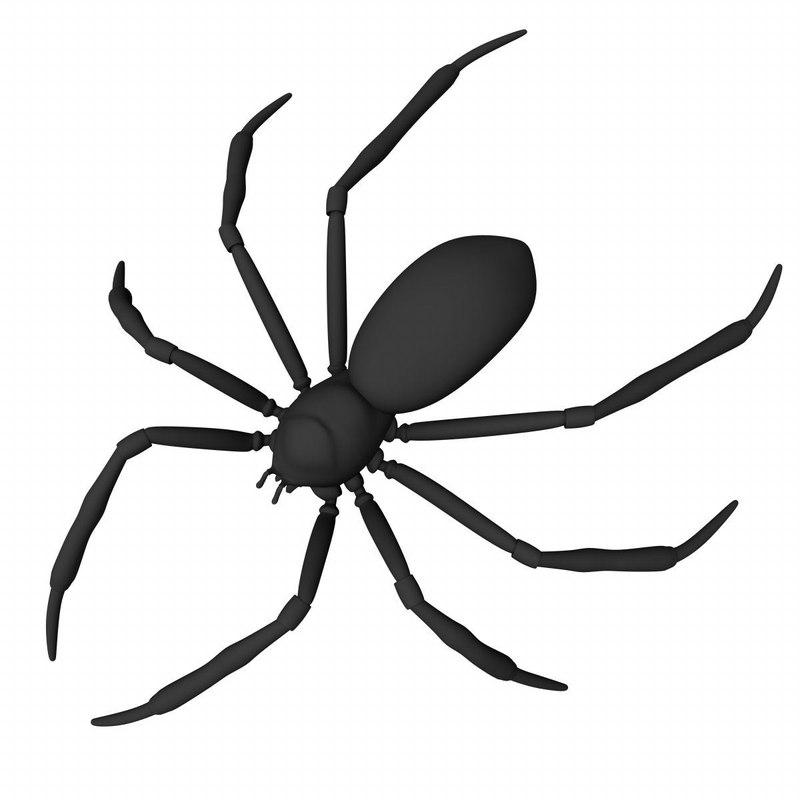 3ds spider arachnid