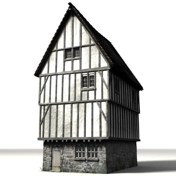lwo medieval townbuilding