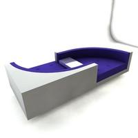 maya dual modern sofa