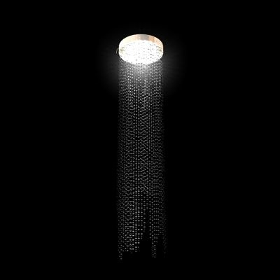 crystal lamp c4d
