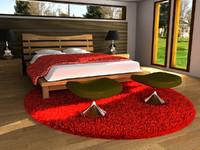 Bedroom - Alex Whitaker Design.ZIP