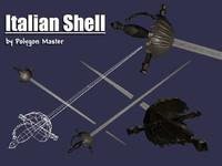 italian shell