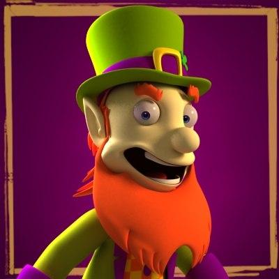 leprechaun characters 3d model