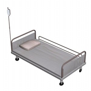 3ds hospital bed