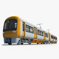 3D Train 05