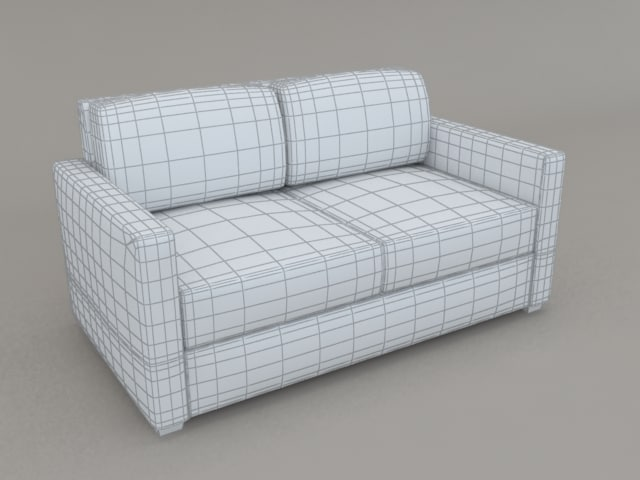 lino sofa design 3ds free