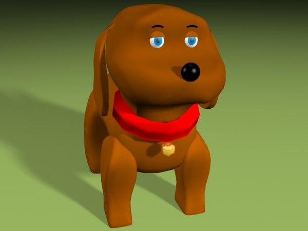 lwo simple dog
