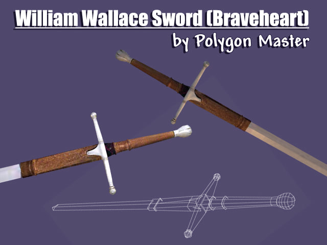 sword wallace 3d 3ds