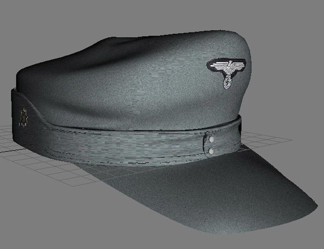 3d m43 field cap