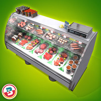 Retail - Meat Counter