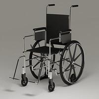 Wheelchair 1116