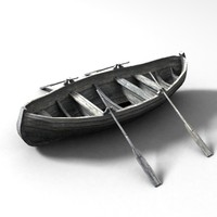 3ds rowboat