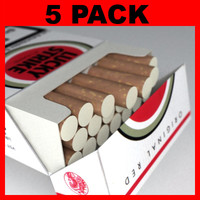 3d model of pack tobacco cigarettes
