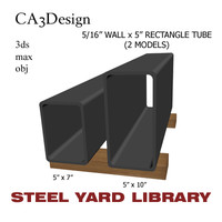 5 wall tube steel max