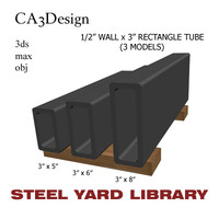 1 wall tube steel max