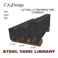 1 wall tube steel max