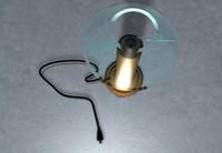 lamp lighting 3d c4d