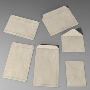 envelope 3ds