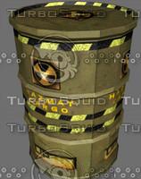 Hazmat Cargo Pk 1