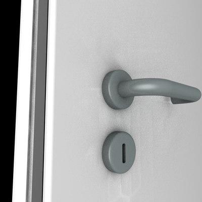 door frame handle c4d