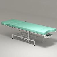 3d bed exam model