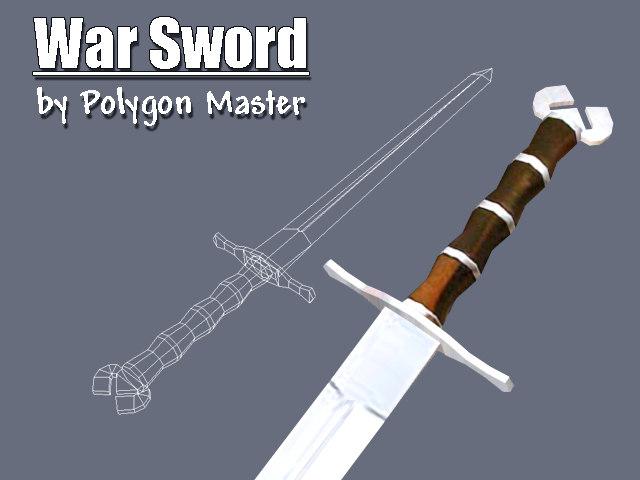 maya war sword
