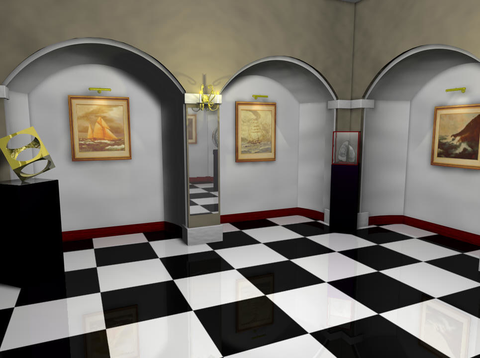cinema4d art gallery