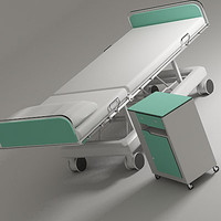 Hospital Bed 1121
