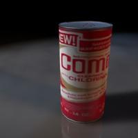 3d comet cleanser