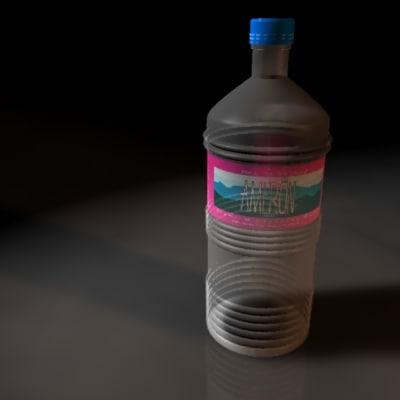 ameron water bottle 3ds